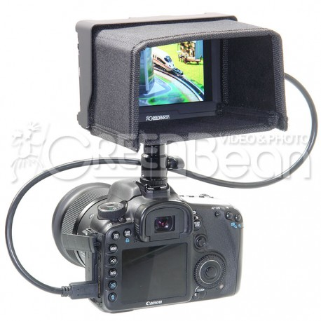 "Видеомонитор GreenBean HDPlay 504T HDMI 5"""