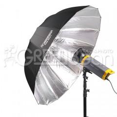 Зонт-отражатель GreenBean GB Deep silver L (130 cm)