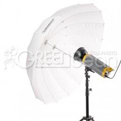 Зонт-просветный GreenBean GB Deep translucent L (130 cm)