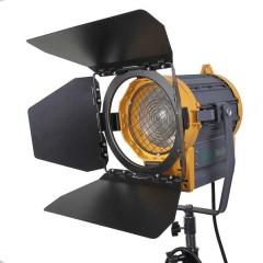 Галогенный осветитель GreenBean Fresnel 1000 Вт с линзой Френеля