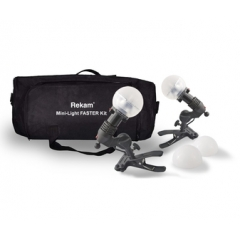 Rekam Mini-Light Faster Kit комплект света