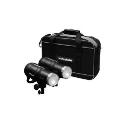 Profoto D1 Basic Kit 500/500 Air excl.Air Remote (901015) комплект фотовспышек без синхронизатора
