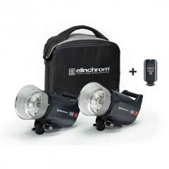 Комплект Elinchrom ELC Pro HD 500/500 To Go & Sekonic