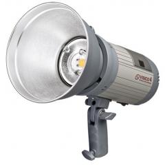 Visico 4 импульсный студийный осветитель 300 Дж со встроенным аккумулятором
