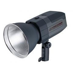 Visico 5TTL импульсный студийный осветитель 400 Дж c аккумулятором
