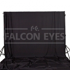 Тканевый фон Falcon Eyes Super Dense-3060 black