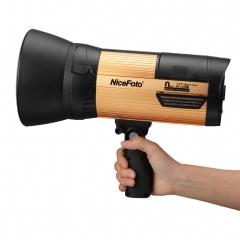 Аккумуляторный студийный моноблок NiceFoto nflash 680A
