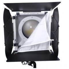 LED светодиодный осветитель NiceFoto X3-3000WS (мощность 300 Вт, 3200-5600К с линзой френеля)