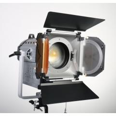 LED светодиодный осветитель NiceFoto CL-2000WS (мощность 200 Вт, с линзой френеля)
