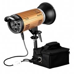 LED светодиодный осветитель NiceFoto FM-LED1500AD (мощность 150 Вт, bowens, 3200K-7500K)
