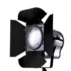 LED светодиодный осветитель NiceFoto MF-2000F (мощность 200Вт с линзой френеля)