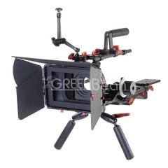 Плечевой упор для видеокамеры GreenBean DSLR RIG 03