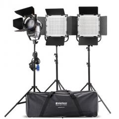 Комплект LED осветителей Starison 1200S + CE1000WS