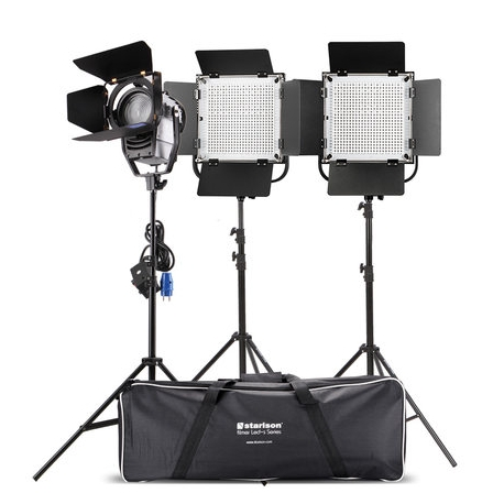 Комплект LED осветителей Starison 640S + CE1000WS