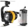 Комплект LED осветителей Starison 1200S+ 500D с линзой Френеля