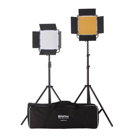 Комплект LED осветителей Starison 2600S (1300Sx2)
