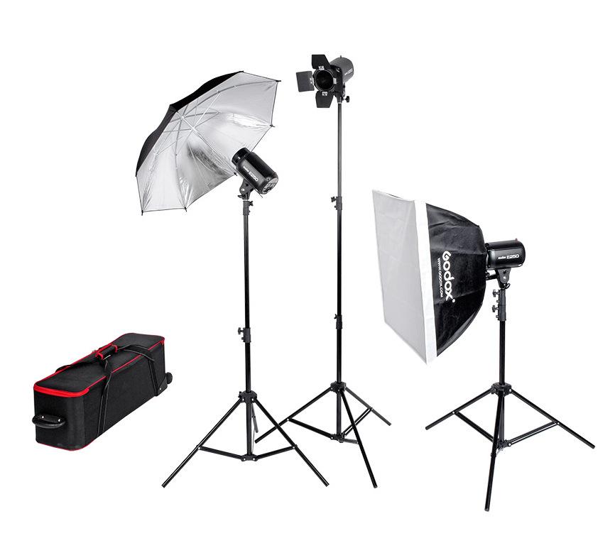 минимальный набор для фотостудии