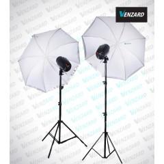 Venzard X300 комплект студийного света