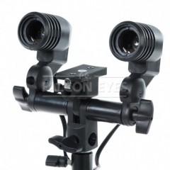 Патрон Falcon Eyes LH2-27SU для 2 ламп вспышек