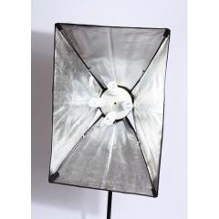 Осветитель флуоресцентный FST KF-104 (4 лампы * 26Вт) с софтбоксом 60*90