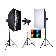 Nicefoto M750 комплект студийного света