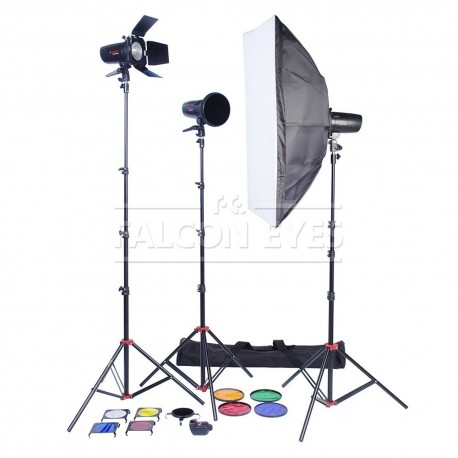 Комплект импульсного света Falcon Eyes SSK 2-150BJ/1-200BJ PRO
