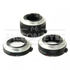 Кольца удлинительные Falcon Eyes C-AF с поддержкой автофокуса для Canon
