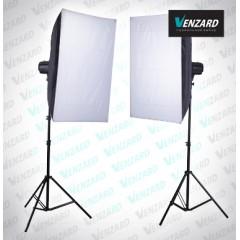 Venzard X600 комплект студийного света