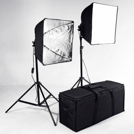 FST ET-402 Kit комплект постоянного флуоресцентного света