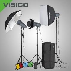 Visico VL PLUS 400 Unique KIT комплект импульсного света