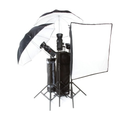 Bowens Gemini 500R/500R/500R BW-8515TXEUR комплект импульсного света