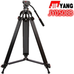 Видеоштатив JieYang JY0508В (185см)
