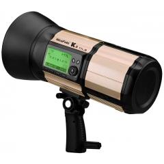 Аккумуляторный моноблок NiceFoto K6 TTL-M + синхронизатор TX-C02 (600 Дж, TTL, для Canon)