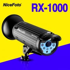 Студийный моноблок NiceFoto RX-1000 (мощность 1000 Дж.)