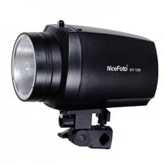Студийная мини вспышка NiceFoto GY-150 (мощность 150 Дж, bowens S)