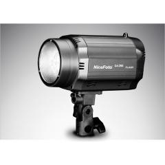Мини - вспышка NiceFoto GA-200 (мощность 200 Дж., bowens-S)